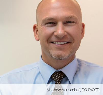 Dr. Matt Muellenhoff